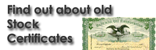 Information about Oklahoma Entities and old Stock Certificates